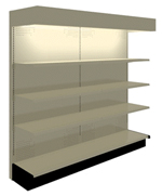 Shelving Canopies